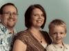 Sara, Andy and Hayden